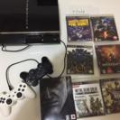 PS3 60GB CECHA00 ソフト7本セット