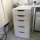 (美品)IKEA 引き出し