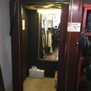 中古更衣室 試着室  柏市引き取り可能な方 連絡お願い致します。