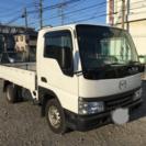 マツダ  トラック  1.5t  83000キロ  車検29.11