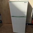 2014年製 138L 2ドア冷蔵庫 Elabitax