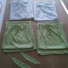 20%OFF!! 格安!!!鮮やかで癒やしの緑のカーテン. 価格交...