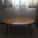 カリモク 60 ローテーブル 美品
