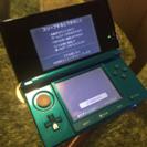 【終了】ニンテンドー3DS本体+ソフト3本+充電器