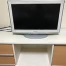 【お引取様限定】液晶テレビ・テレビボードセット