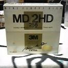 フロッピーディスク 新品未使用未開封 MD/2HD256 5インチ...