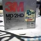 フロッピーディスク 新品未使用未開封 MD/2HD256  3M ...