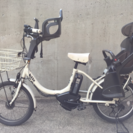 ◆交渉中◆bikke e 電動自転車 3人乗りカスタム済み