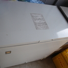 冷凍ストッカー (冷凍庫)2年使用