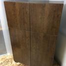 木目ロッカー LC012702