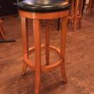 【2脚セット】カウンターチェアー ハイチェアー 椅子