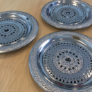 水切りできる 皿