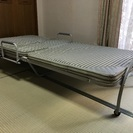 折り畳みベッド(シングルサイズ)をお譲りします!
