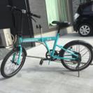 HUMMER 折りたたみ自転車 (*´꒳`*)