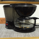 【美品】コーヒーメーカー