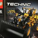 新品 LEGO レゴ テクニック Volvo L350F ホイール...