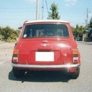 ローバーミニクーパー1995 AT 1300モンテカルロ仕様 - ミニ
