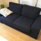 IKEA 3人掛けソファ 美品
