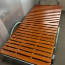 すのこ折りたたみベッド LC013104
