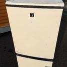 💕「値下げしました。」シャープ 2007年製 2ドア 冷蔵庫