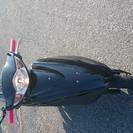 Honda Dio AF56ブラック