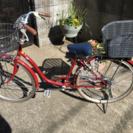 27インチブリジストン自転車