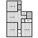 岡谷駅徒歩5分 3DKアパート 38000円 フリーレント1か月!...