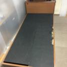 シングルベッド 収納付き! LC020107