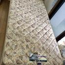 【値下げ】FRANCE BED シングルマットレス‼︎