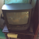 ブラウン管テレビ レア