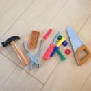 おもちゃの工具