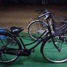 自転車 ままチャリ