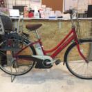 【値下げ!】子供乗せ電動アシスト自転車 ヤマハ パス
