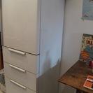 サンヨー(ハイアール)大型冷蔵庫AQR-361D白