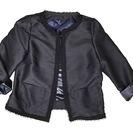 慶弔フォーマル時に1着-定番のシャネルジャケット *7分袖