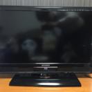 ブルーレイ内臓液晶テレビ!REAL26型!HDD500GB