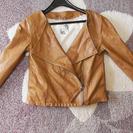 earth アースのジャケット Sサイズ