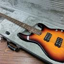 ESP エレキベース E-Ⅱ AP-4 タバコサンバースト 4弦 ...