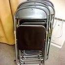 【2脚で300円】パイプ椅子