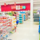 日・週払い可  4月後半短期 スーパー内での陳列作業 自由シフト