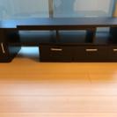 伸縮可能テレビボード
