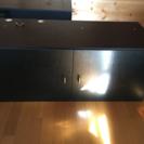 【無料!!!】収納棚(上部にケーブル挿入用の穴あり)