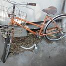 自転車差し上げます。 中古