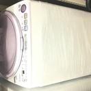 期間限定販売 SHARP ES-TX74KS  洗濯機☆5キロ以内...