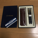 【中古美品】SAILOR PROFIT4 ブルー 3色シャーボ