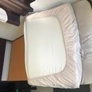 ニトリのシングルベッド ベッド下収納付き