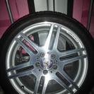 メルセデス・ベンツ ホイール+タイヤ価格変更しました
