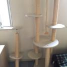 猫タワー差し上げます