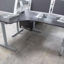 【取引中!】IKEA オフィスデスク L型 組立式