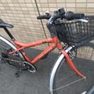 自転車 ランドローバー